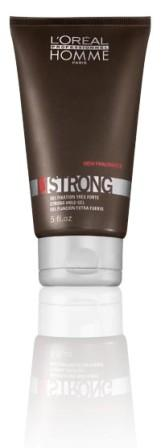 Loreal-homme-stronggel